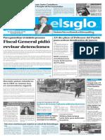 Edición Impresa El Siglo 26-04-017