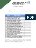 Acta Textos