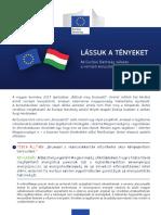 Az Európai Bizottság válasza a nemzeti konzultációra