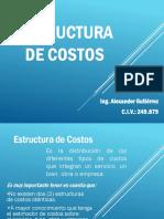 Estructuras de Costos