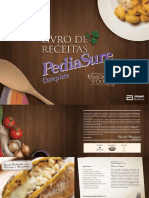 RECEITAS PEDIASURE