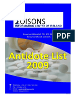 Antidote Booklet 2009 Np is Beaumont