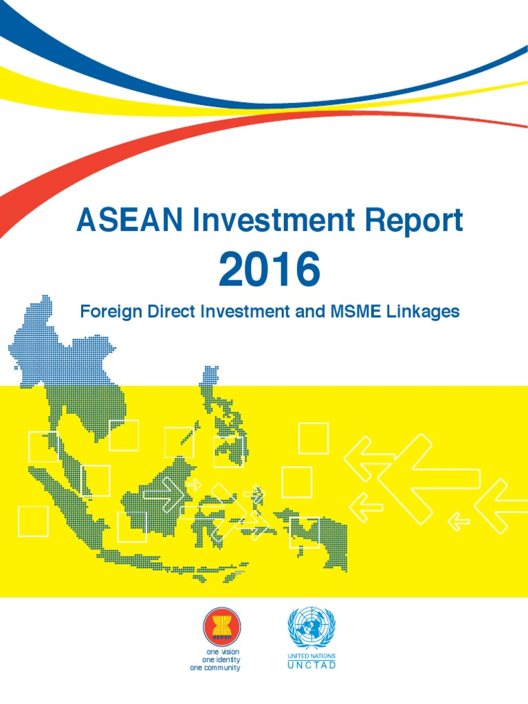 ASEAN Investment Report 2016 | Foreign Direct Investment
