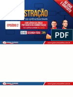 Administração e Lingua Portuguesa
