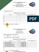 Contingent Registration Form