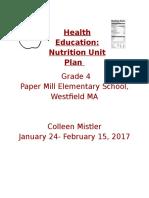 healthunitplan