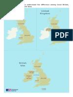 British Isles x United Kingdom x Great Britain - maps.docx