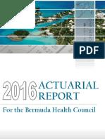 Actuarial Review 2016 for Public