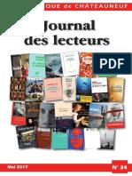 Journal des Lecteurs 34