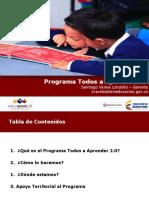 Presentacion Lideres Calidad Febrero2016 PTA