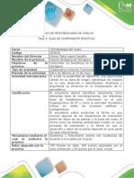 Componente Práctico Microbiología de Suelos