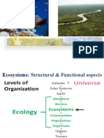 Lecture-2 Ecosystem Structure and Functioning
