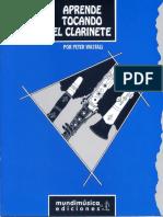 WASTALL, P. - Aprende tocando el clarinete.pdf