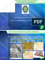 Tema 4 - Representacion Del Dato Geografico