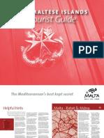 Maltese Islands Tourist Guide