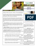 August 2010 Parent Link PDF