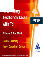 AVMSVI-04 - Automating Testbench Tasks With Tcl