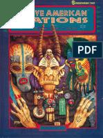FASA 7207 - Shadowrun - Native American Nations Volume Two.pdf