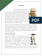 precursores extranjeros geotecnia