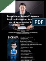 Kuntjoro - Manajemen Sarana Prasarana Fasyankes (1)