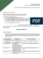lit assessment lesson plan