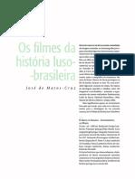 Os Filmes Da História Luso Brasileira