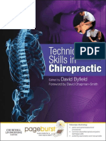 Technique Skills in Chiropractic.epub