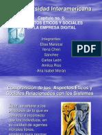 ASP. Eticos y Sociales.
