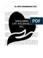 Nanlaban Life Insurance Inc