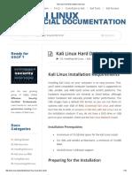 Kali Linux Hard Disk Install _ Kali Linux