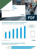Smartphone Markt Konjunktur Und Trends