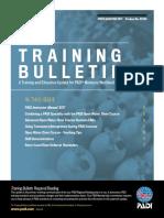 1Q17_TrainingBulletin
