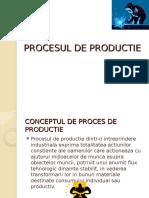 Proce Sul de Product i e