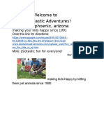 welcometozootasticadventures