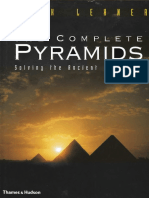 The Complete Pyramids - Mark Lehner