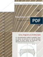 Aula Carta Solar
