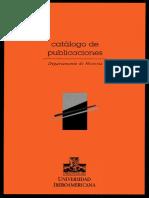 Catalogo Publicaciones Historia