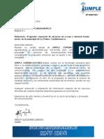 Propuesta Gobernacion de Cundinamarca