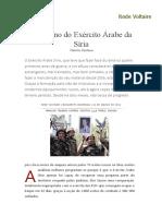 O retorno do Exército Árabe da Síria, Valentin Vasilescu.pdf