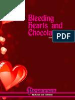 Bleeding Hearts and Chocolates