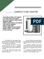 44pin CF Cfadpt7ds