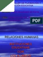 RELACIONES HUMANAS EXPOvictor.ppt