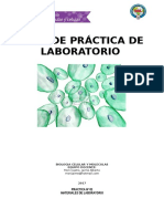 GUIA DE PRACTICAS BIOLOGIA PARA ENFERMERIA, OBSTETRICIA y TERAPIA FISICA UAL 2017-I.doc