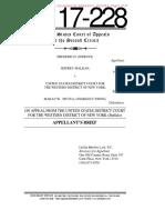 Leeds Brown Appellate Brief - Rule 11