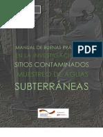 Manual de Buenas Prácticas Agua Subterránea