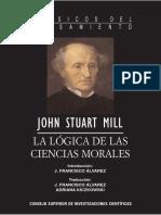 La Logica De Las Ciencias Morales.MILL, John Stuart.pdf