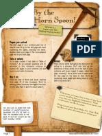 bythegreathornspooninteractivebookproject