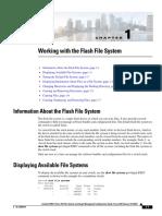 Flash File System Cisco