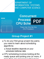 CS161 Project - CPU Scheduling