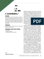 O RETORNO DOS MITOS - MITOS E SOCIEDADE.pdf